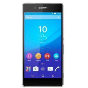 ремонт телефона Sony Xperia Z4