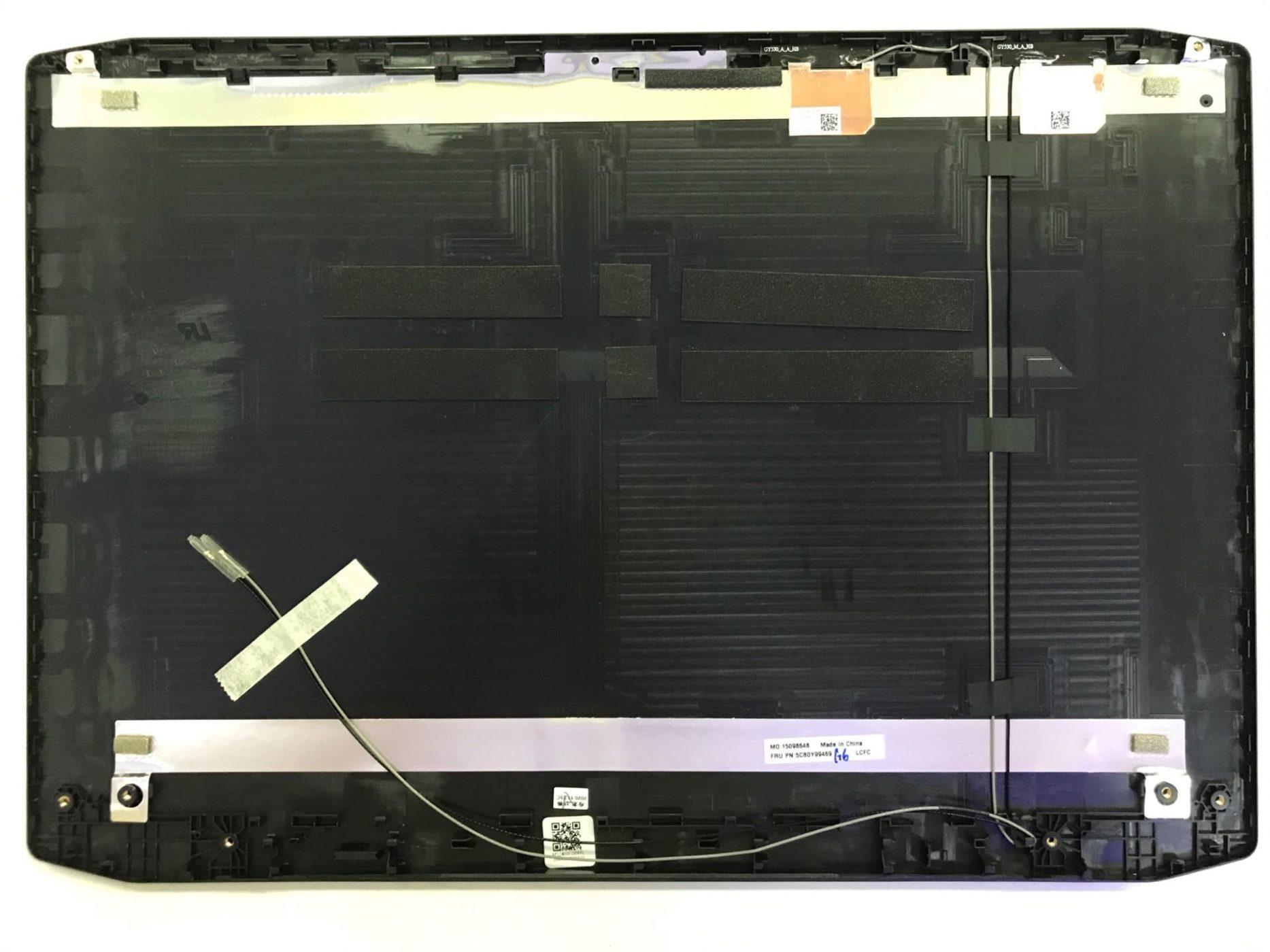 Крышка матрицы для ноутбука Lenovo IdeaPad Gaming 3 15ARH05 - orig